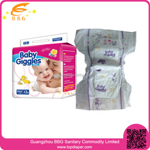 Hot sale turkish quality top care baby disposable diapers manufacturers