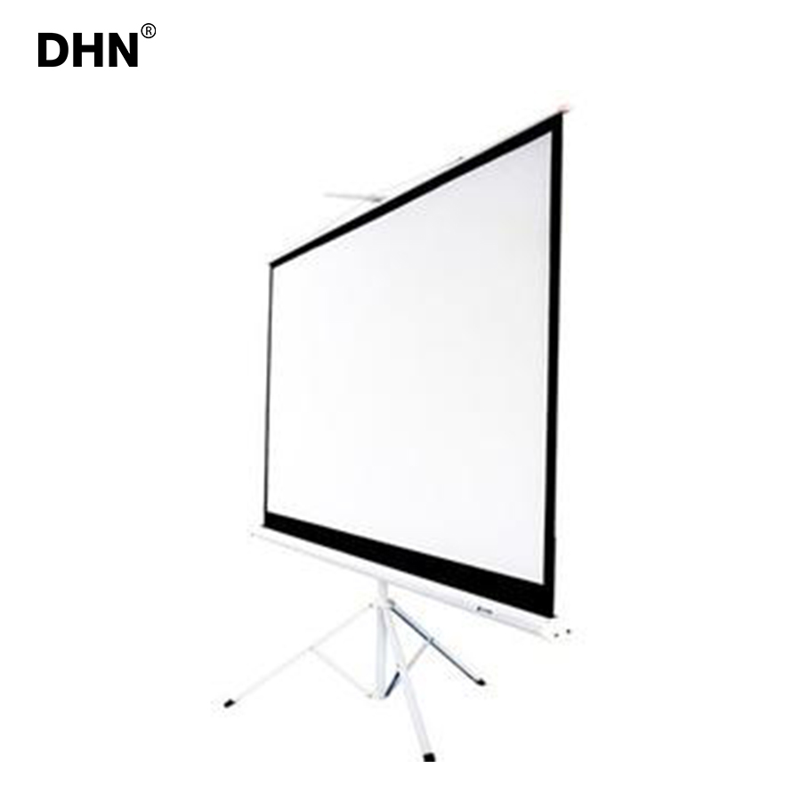 Portable projector screen black diamond projector screen outdoor projection screen