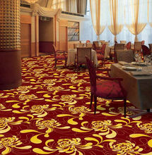 Top quality printed hotel lobby office carpet flooring