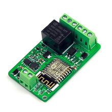 2017 ESP8266 DC 7-30V WIFI relay network Module