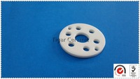 Ceramic Valve Plates With High Impact Strength