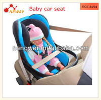 HDPE and Knitted fabric baby strollers for car seats