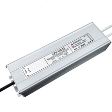 LED Driver 120W IP67 240V 12V 10A for outdoor LED Strip light with CE FCC RoHS Certificates