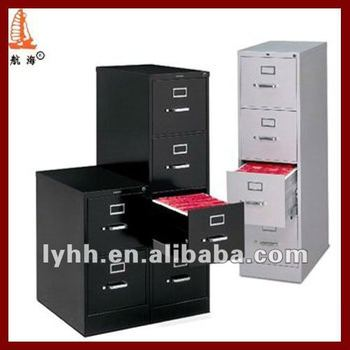 Vertical ,2,3,4 Drawers steel filing Storage cabinet for office