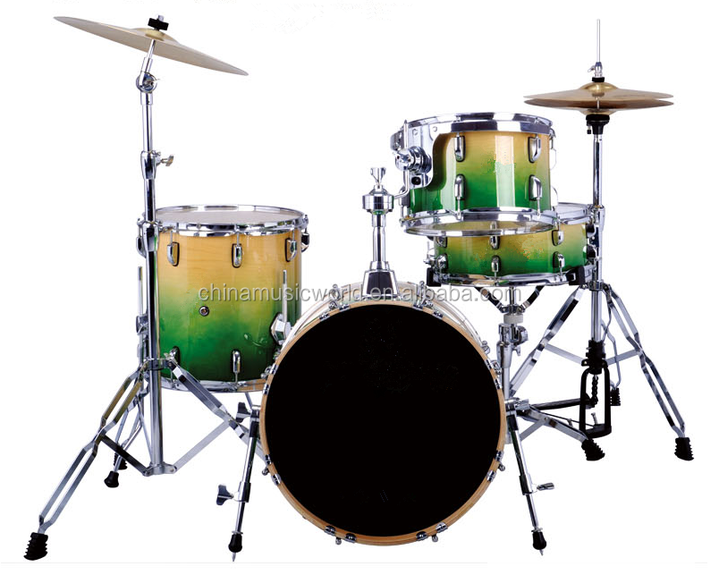 4-PC Professional Drum Set (ADP-08)