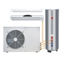 Heat Pump Water Heater and Air Conditioner