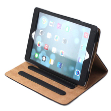 PU Leather Stand Case for iPad Air