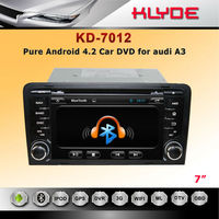 With Can Bus Auto Radio A3 Android Car DVD