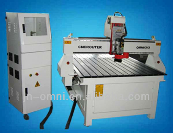 Shandong Jinan 3 Axis cnc machine with nc studio control card
