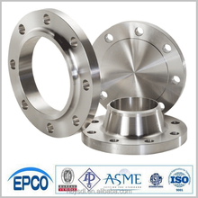 ANSI a182 f316 stainless steel pipe flange
