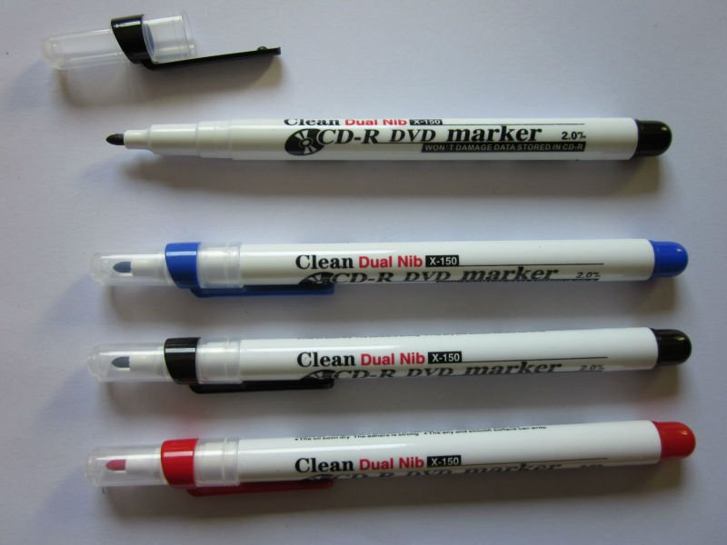 0.5mm metal fine tip permanent marker for drawing
