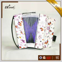 Cheapest 7K2B Children Button Accordion With Flower Printed