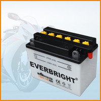 Storage 12v motorcycle battery double power battery giant power battery
