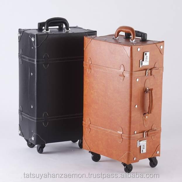 Japan Bag Supplier Wholesale Suitcases Antique Design Vintage ...
