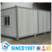 Factory Cheap Light Steel Prefabricated Container House Lowe Cost Prefab Homes