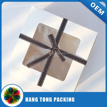 High definition discount customized rectangle paper cupcake box