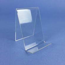 Custom Wholessale Clear Acrylic Mobile Phone Holder Phone Display Stand 3mm