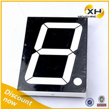 Through Hole Fnd Series NEWSHINE 1.8 Inch Red Green LED Bi-Color 7 Segment Display