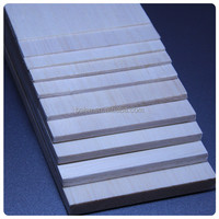 natural color and high quality balsa sheets