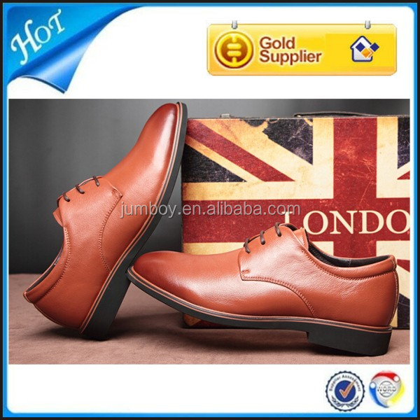 high class non branded genuine leather mens formal shoes in italy