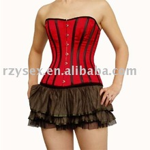 Sexy Full Steel Boned Corset