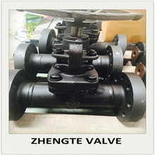 Small Size Carbon Steel A105 Forged Gate Valve