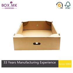 Corrugated Box Packing Frozen food/Carton Seafood Box/Frozen Fish Box Wholesale