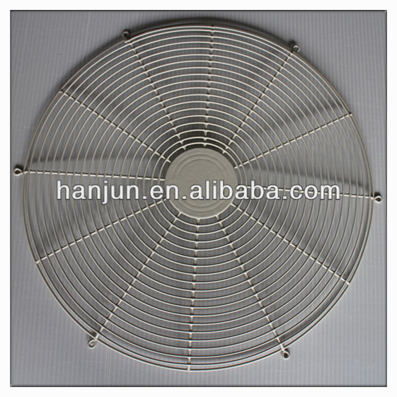 air conditioner wire grille/steel fan guard/ fan cover