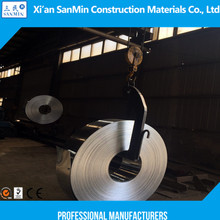 6mm Thick Galvanized Steel Sheet Metal/Zinc Coated Strips/GI Strip in Coils Providers