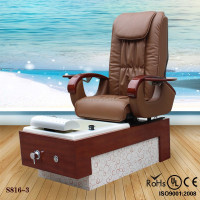 2015 massage fiberglass pedicure chair with led remote new pedicure spa chairs salon beauty foot pedicure chair