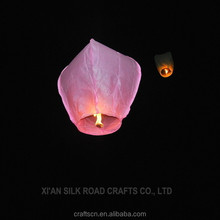 Chinese style handmade sky paper lantern wholesale
