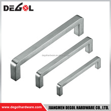 China supplier Wholesale china furniture flush handle stainless steel bar pulls