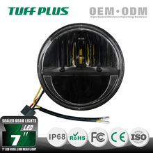 NEW 7inch round led high low beam headlight