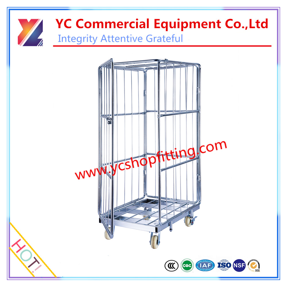 2016 YC002 Supermarket shopping trolley shopping cart hand trolley