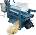 SHBH500-6 Wood Shavings Machine for Poultry Bedding