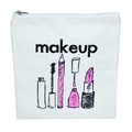Hot Sale Eco Beauty Canvas Makeup Bag