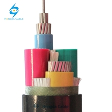 Low Voltage Aluminium 300mm2 XLPE PVC Power Cable for Construction