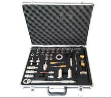 <strong>Full</strong> Set 35pcs Common Rail Diesel <strong>Injector</strong> Repair Assembling Disassembling Diagnostic Tools