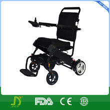 lightweight aluminum electric wheelchair with FDA ISO CE