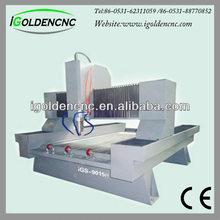 High Precision Stone Engraving Marble Cutting Saws lathe used for marble