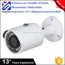 Support smart IR 2.8 mm 3.6mm focal length onvif 1.3M 720p ip network camera security cctv camera