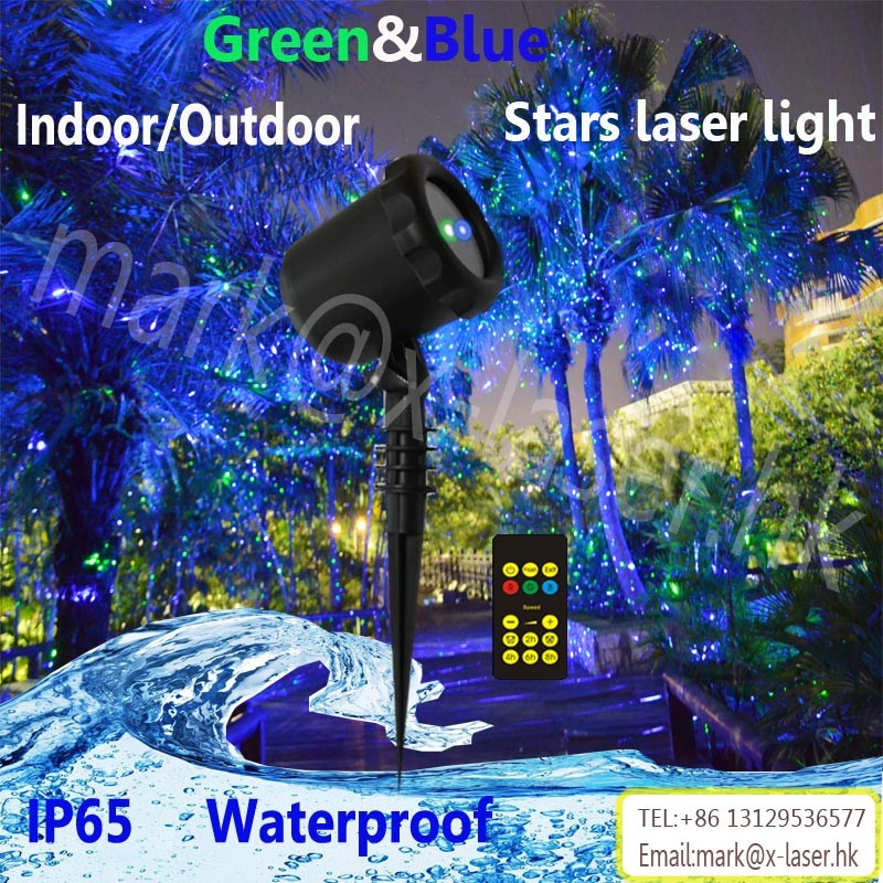 2017 hot sale products on Amazon laser light projector star projector shower