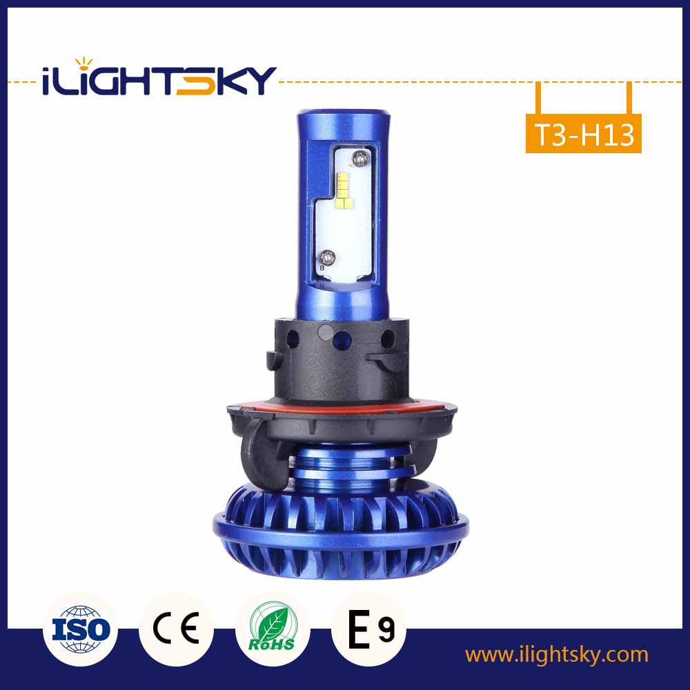 auto parts, Super bright led headlight bulb h4 50w 12V 24V 6000LM led bulbs h7 car headlight led h13 9006 9005 LED HEAD LAMP