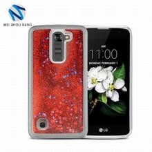 Wholesale shockproof soft tpu protective case cover for LG K7 mobile phone accessories