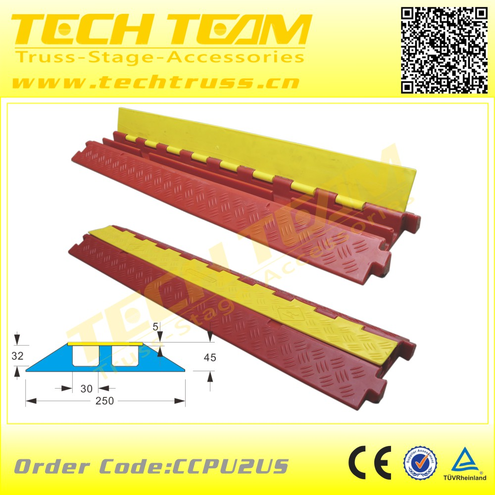 cable hider 2 channel wire covercable speed bumps cable cross - Cable Hider