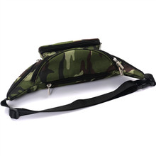 Wholesales custom made Nylon Travel sport running waterproof waist bag