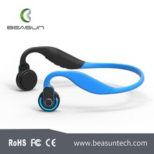 Beasun 2017 new mobile bone conduction headphones with hearing aids in shenzhen