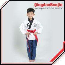 Male Taekwondo Poomasae Uniform With Embroidery