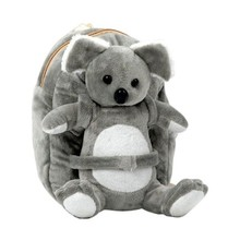 Wholesale Kids Plush Animal Koala Backpack