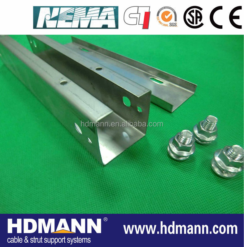 heavy duty cable trunking metal